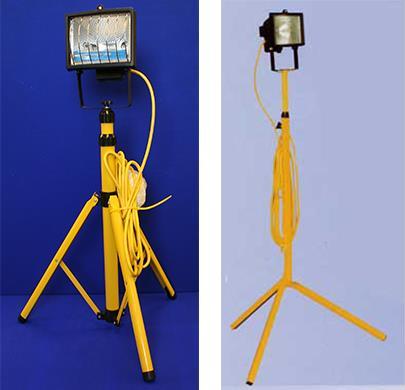 Floor Stand Adjustable Lighting