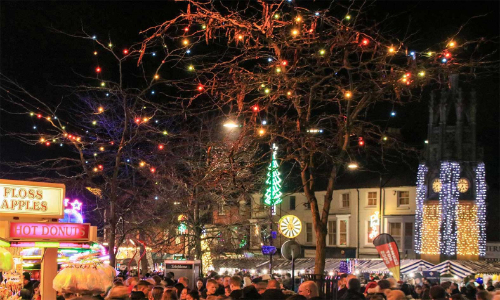 LED Chestnut Lights