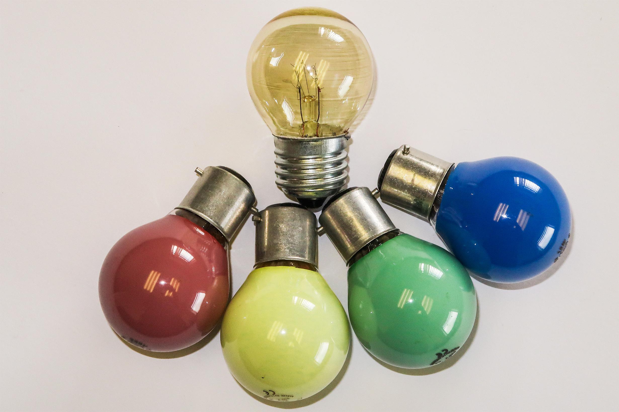 Tungsten Filament Bulbs